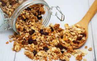 Knuspermüsli I Crunchy I Granola