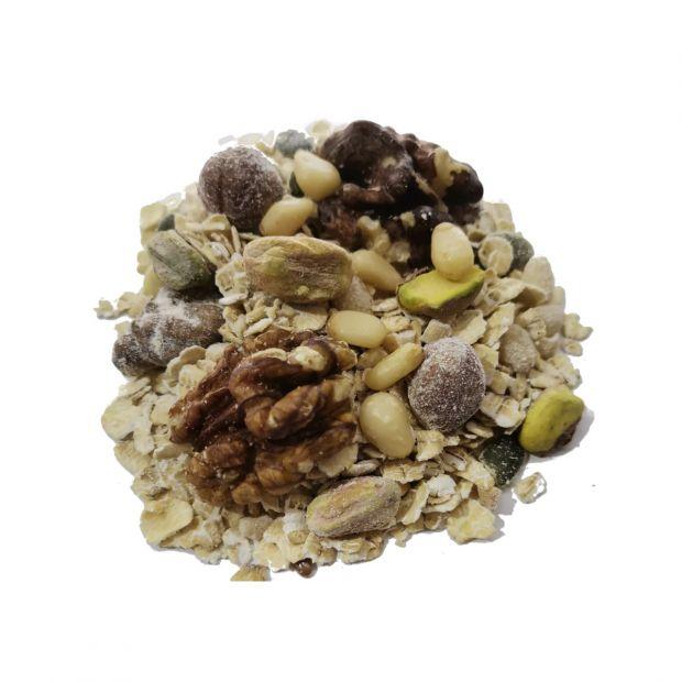 600g Bircher Nuß Müsli