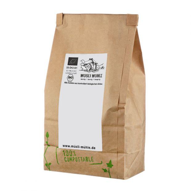 Low Carb fruchtiges Erdnuss Bio Müsli