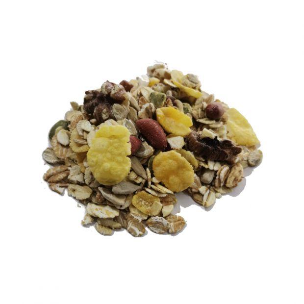 600g Bio Frühstücksmüsli 4-Korn Nuss