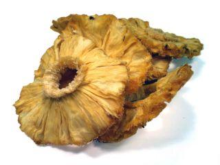 Bio Ananas getrocknet