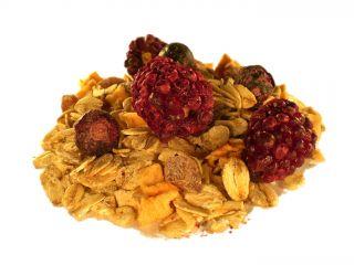 Waldfrucht mit Cranberries Müsli