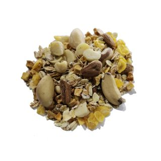 600g Herbst Power Bio Müsli