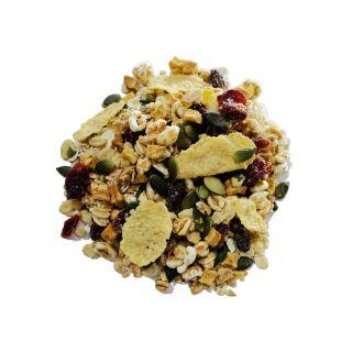 Gerstenflocken-Dinkel Crunchy Vollkorn Bio Müsli