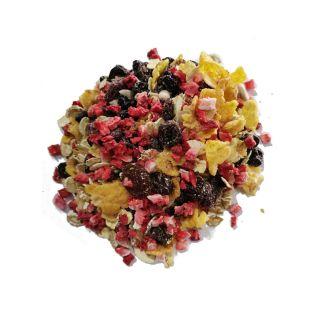 600g Erdbeere Müslimischung mit Vollkorn-Cornflakes