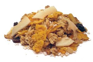 Crunchy Müsli Nuss Amaranth 600g