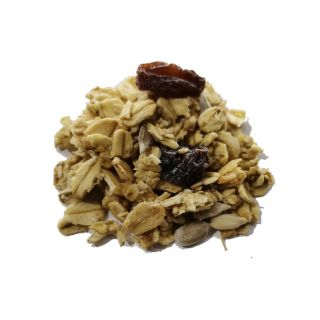 Hafer-Crunchy Honig Basis Mix 600g