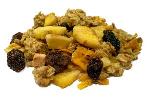 Crunchy Früchte Mix 600g