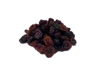 Bio Weinbeeren getrocknete Weintraube Rosine