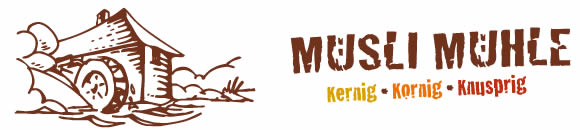 Müsli-Mühle.de – Blog
