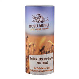 Sojaflocken Protein Müsli